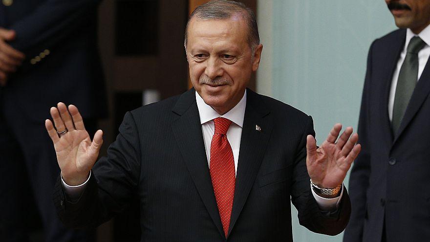 Turquía abre una nueva era presidencial con Erdogan al frente
