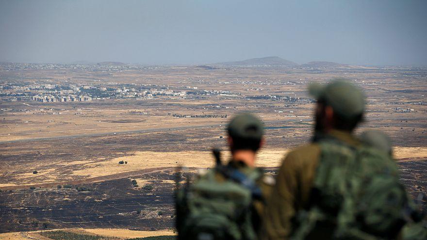 Suriye: İsrail uçağını vurduk, saldırı püskürtüldü