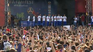 Почёт сборной России