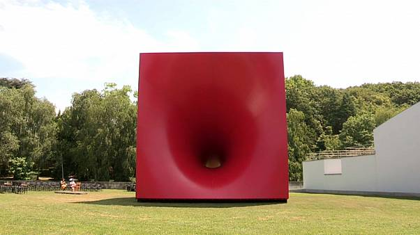 """Exposição """"Obras, Pensamentos, Experiências"""" de Anish Kapoor"""