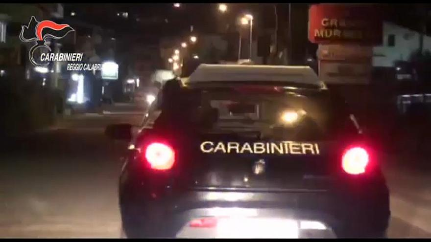 Calabria: guerra tra cosche per la droga, 38 arresti