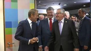 Российский газ на саммите ЕС-Украина