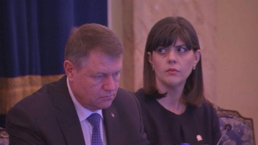 Rumäniens Chef-Korruptionsermittlerin entlassen