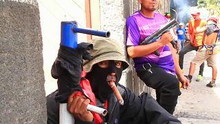 Новые смерти в Никарагуа