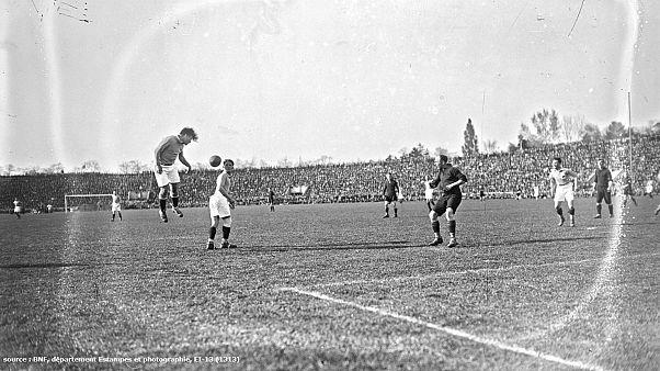 France - Belgique (4 - 3 ), Stade Pershing, Paris, 11/4/1926