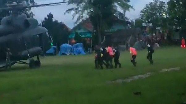 Operações de resgate na Tailândia terminaram por hoje