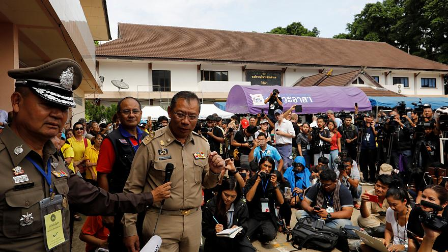 Ταϊλάνδη: Διασώθηκε και όγδοο παιδί από την πλημμυρισμένη σπηλιά