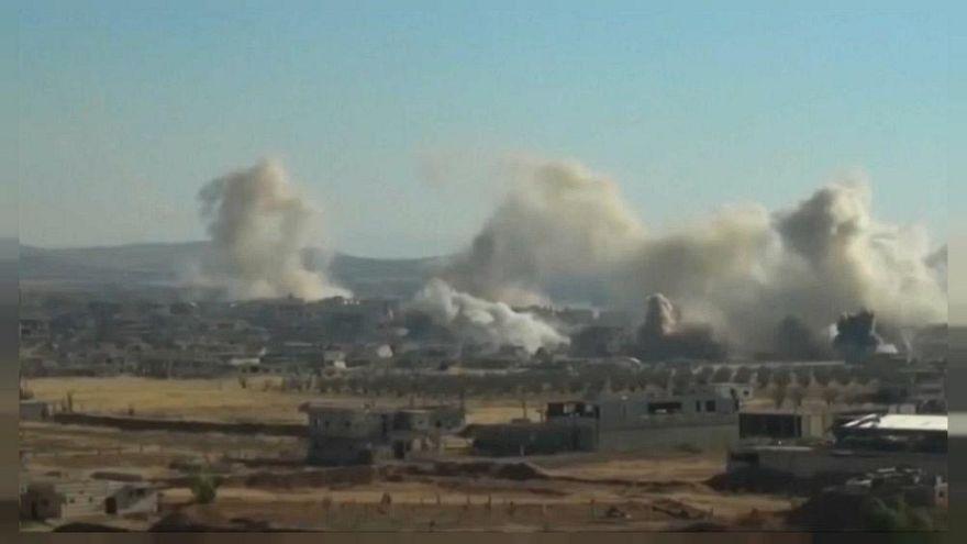 Dera'da kuşatma altındaki muhalifler: Suriye ordusu anlaşmaya uymadı