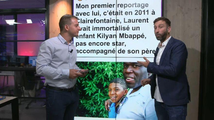 """Star in Frankreich - Die """"Grande Nation"""" schwärmt von Kylian Mbappé"""