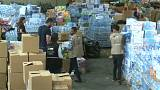 Иордания направила гуманитарную помощь сирийцам