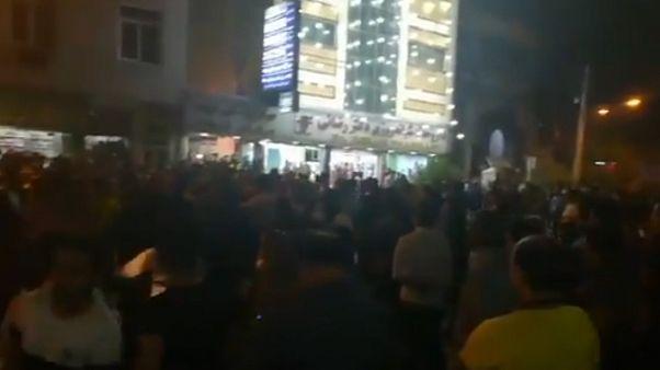 اعتراض در برازجان