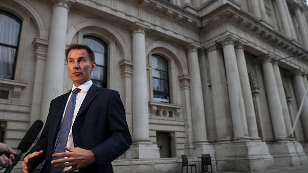 МИД Великобритании возглавил министр здравоохранения Джереми Хант