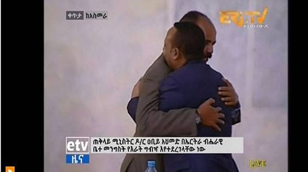 Ethiopia and Eritrea end two decades of frozen conflict