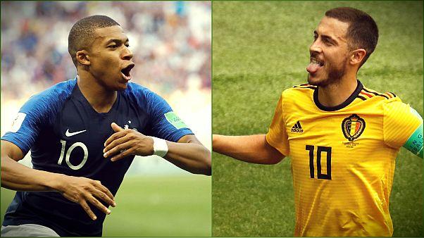 """France-Belgique : """"un match particulier"""""""