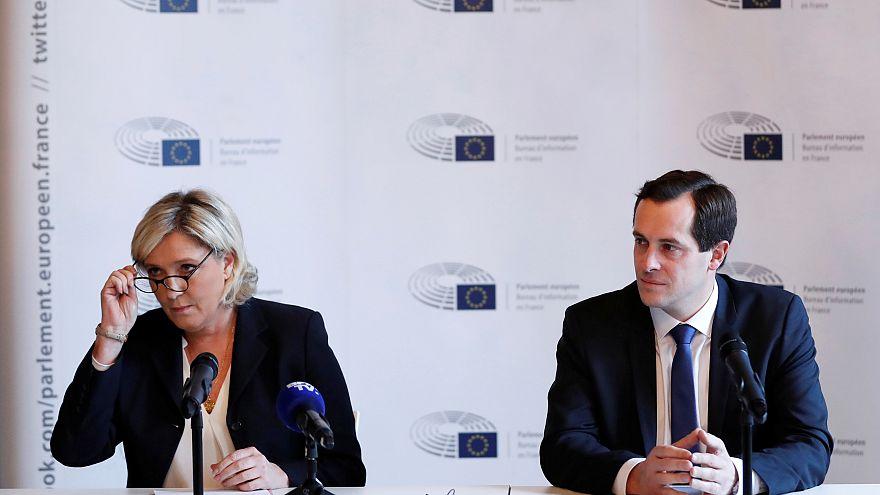 Nicolas Bay, eurodéputé du Rassemblement national, mis en examen.