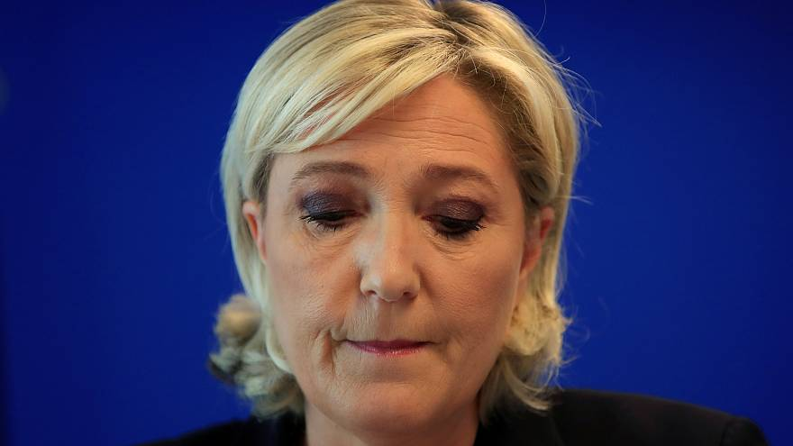 Le Pen claims 'assassination attempt' after French judges block €2m funding from party
