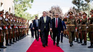 پمپئو در کابل: آمریکا از صلح با طالبان حمایت میکند