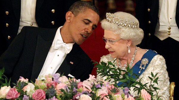 Trump se prepara para conocer a la reina: esto es lo que no debería hacer