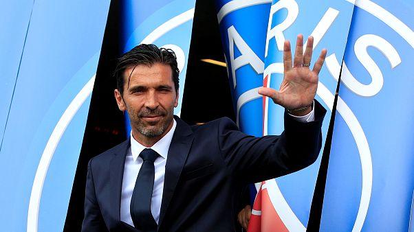 PSG : Buffon veut être titulaire