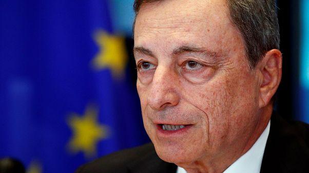 Ντράγκι: Αργότερα η ένταξη της Ελλάδας στην ποσοτική χαλάρωση