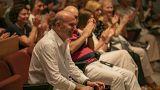 Δελφοί: Η συγκινητική επιστροφή του Θεόδωρου Τερζόπουλου