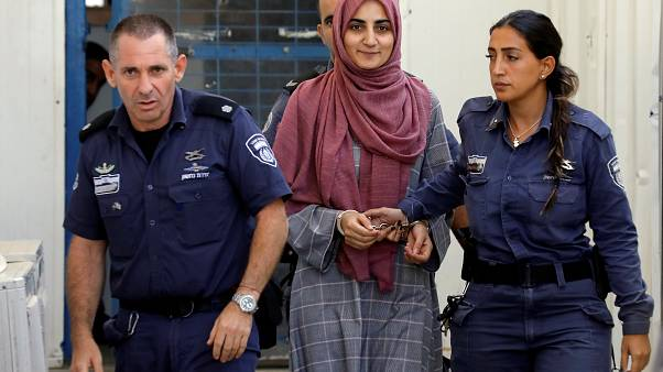 İsrail'de tutulan Türk vatandaşı Ebru Özkan'a şartlı tahliye kararı