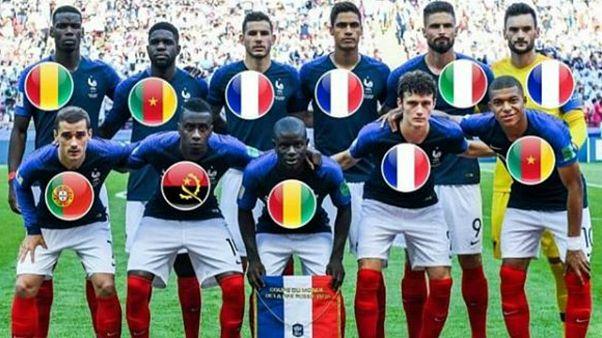 علی مطهری؛ چند «غول آفریقایی» در تیم ملی فرانسه و اتهام نژادپرستی