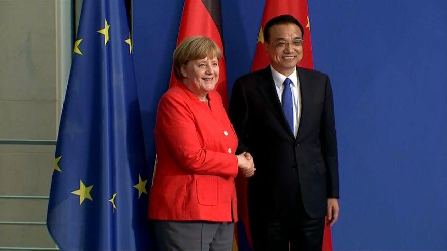 Peking und Berlin: Wirtschaftsverträge über 20 Milliarden Euro