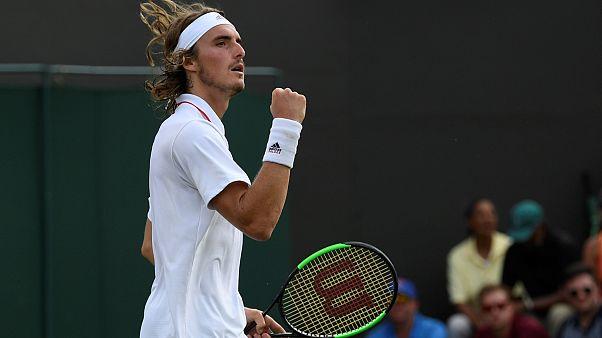 Wimbledon: Εφυγε με «ψηλά το κεφάλι» ο Τσιτσιπάς