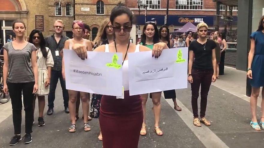 «برقص تا برقصیم»؛ واکنش عفو بینالملل به بازداشت مائده هژبری