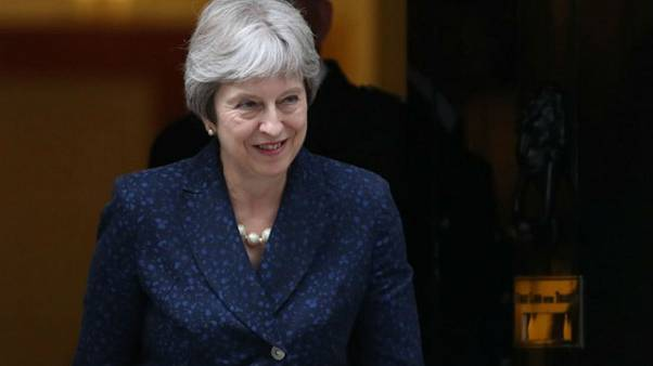 Trotz Rücktritten: May bleibt bei ihrem Brexit-Plan
