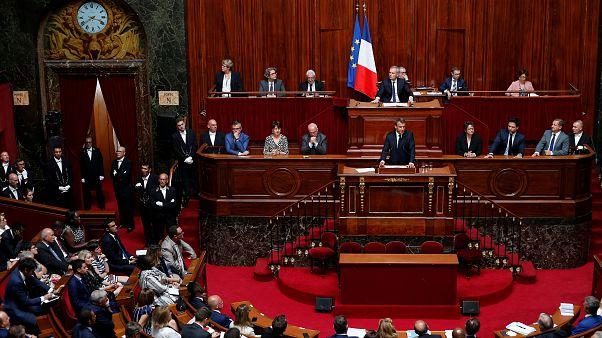 Μακρόν: «Τα αληθινά σύνορα στην Ευρώπη είναι αυτά που χωρίζουν εθνικιστές και προοδευτικούς»