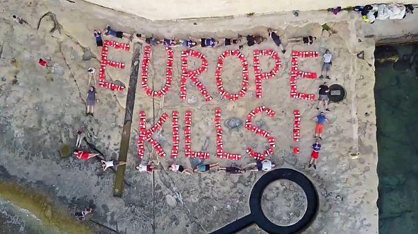 «اروپا پناهجویان را میکشد»