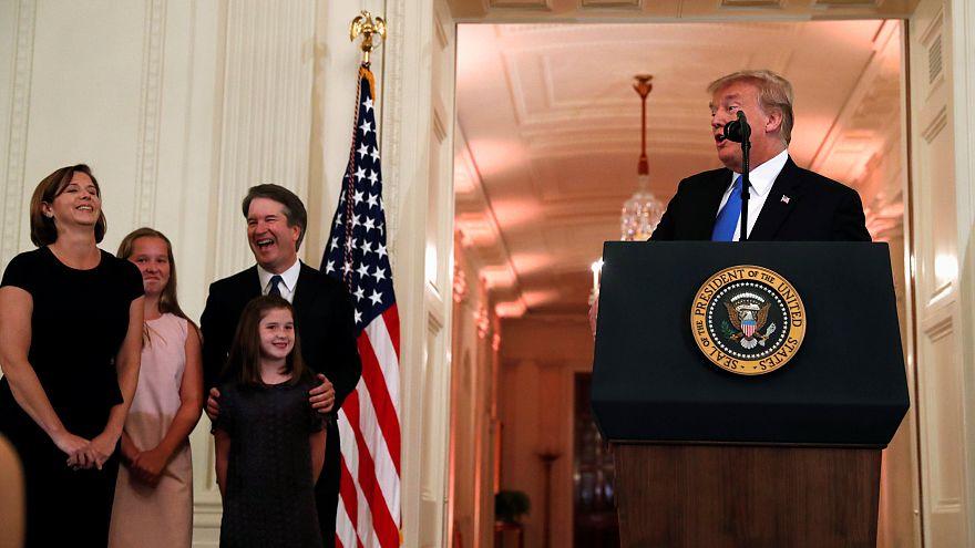 Trump nominiert stramm konservativen Richter für den Supreme Court