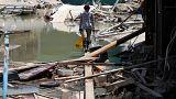 Inundações deixam rasto de morte e destruição no Japão