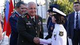 Savunma bakanı olan eski Genelkurmay Başkanı Akar'ın yerine Yaşar Güler atandı