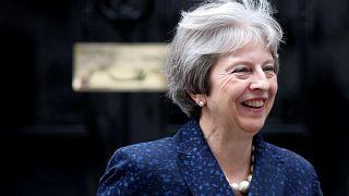Survivre à l'ère du Brexit, l'exploit politique de Theresa May