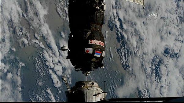 رکورد سرعت رسیدن به ایستگاه فضایی شکست