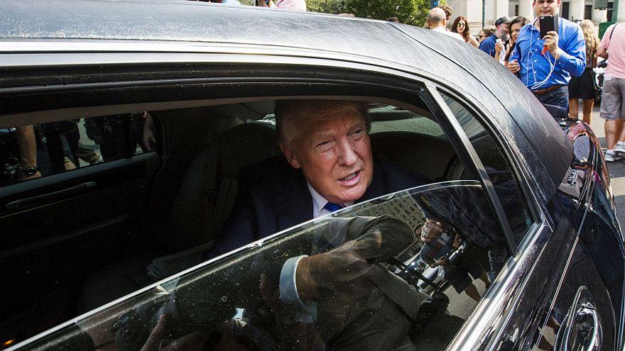 سائق ترامب الشخصي يرفع دعوى قضائية ضده بسبب عدم تقاضيه أجره