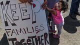 کودک یکساله در دادگاه مهاجرت آمریکا