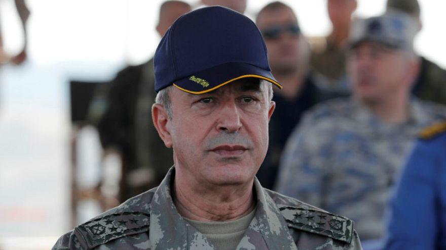 الجنرال خلوصي أكار