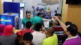 ارتفاع كبير للتضخم السنوي في مدن مصر