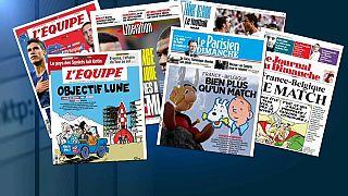 Франция-Бельгия: победит не дружба