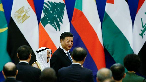 چین بیست میلیارد دلار به خاورمیانه وام میدهد
