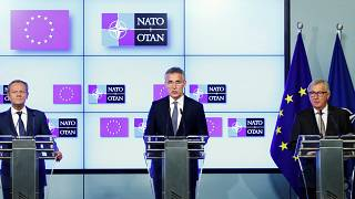 Un sommet de l'OTAN imprévisible