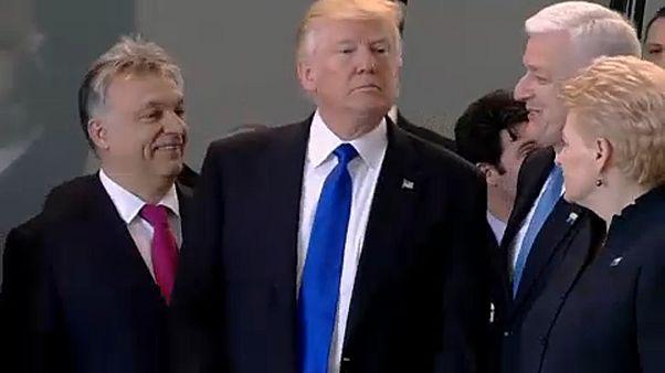Katasztrofális NATO-csúcsra készülnek Brüsszelben