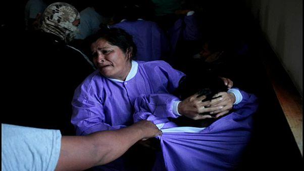 Nicaragua: Elszabadult a pokol