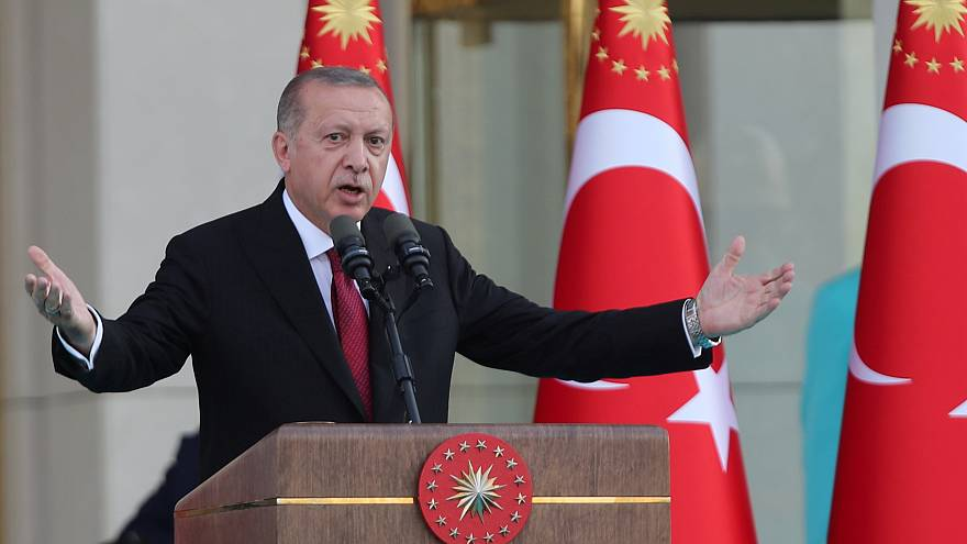 How is Turkey's Erdogan exercising his new presidential powers?   Euronews answers