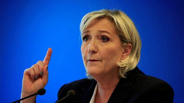 قضات فرانسوی کمک ۲ میلیون یورویی به حزب اتحاد ملی را مسدود کردند