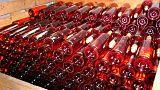 میلیونها لیتر شراب اسپانیا به نام شراب فرانسوی به مشتریان غالب شد